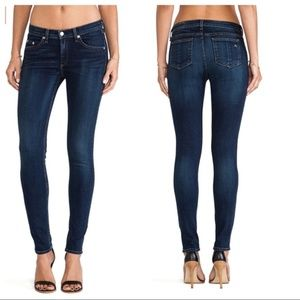 rag & bone Skinny Stretch Woodford Wash Jeans
